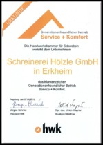 Handwerkskammer Schwaben; ZDH